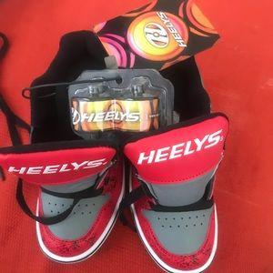 Heelys for boys size 3